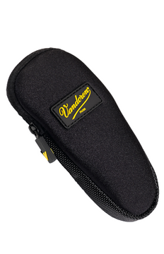 Black Neoprene Mouthpiece Pouch
