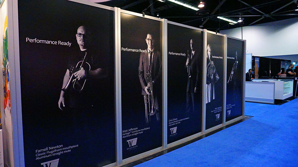 Namm Wick Booth