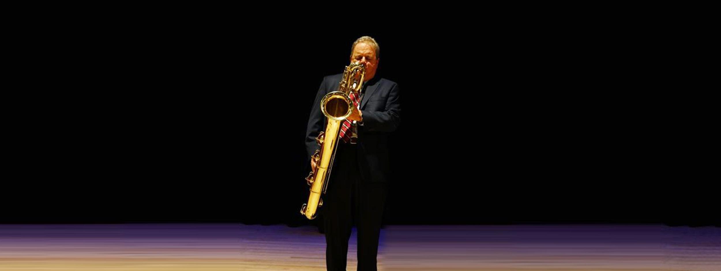 danny harrington s life and the influence of baritone saxophonist