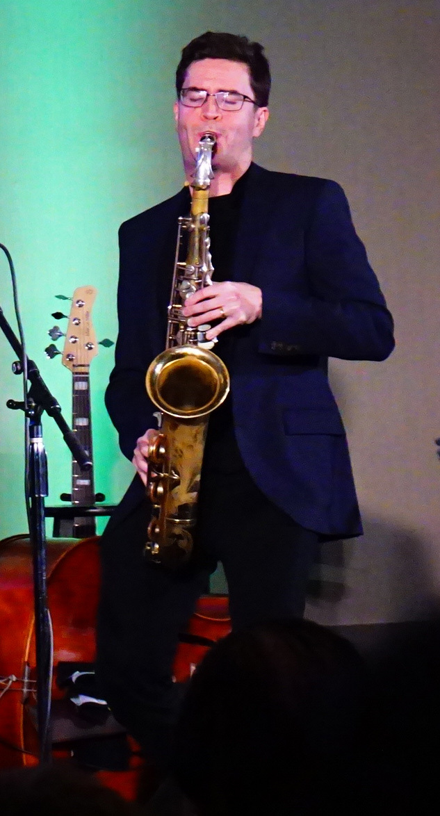 more than just notes breaking barriers on the saxophone by travis
