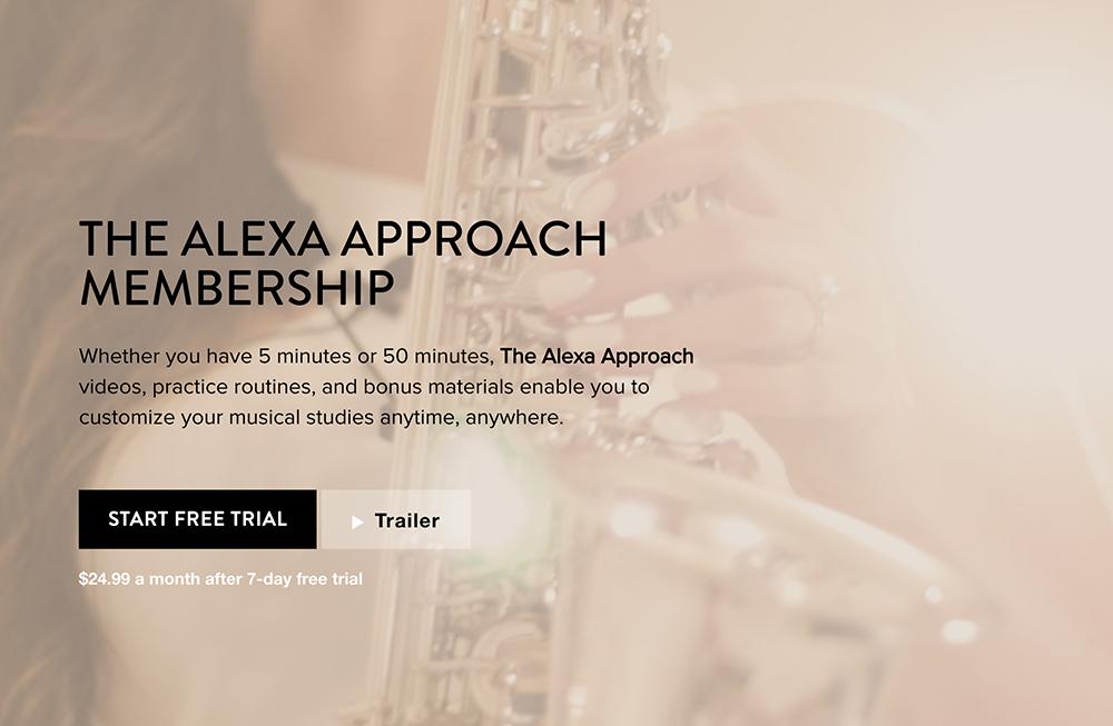 Alexa Approach