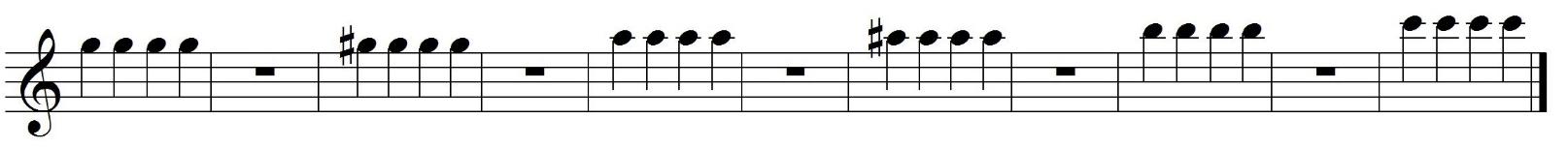 Clarinet Undertones 3