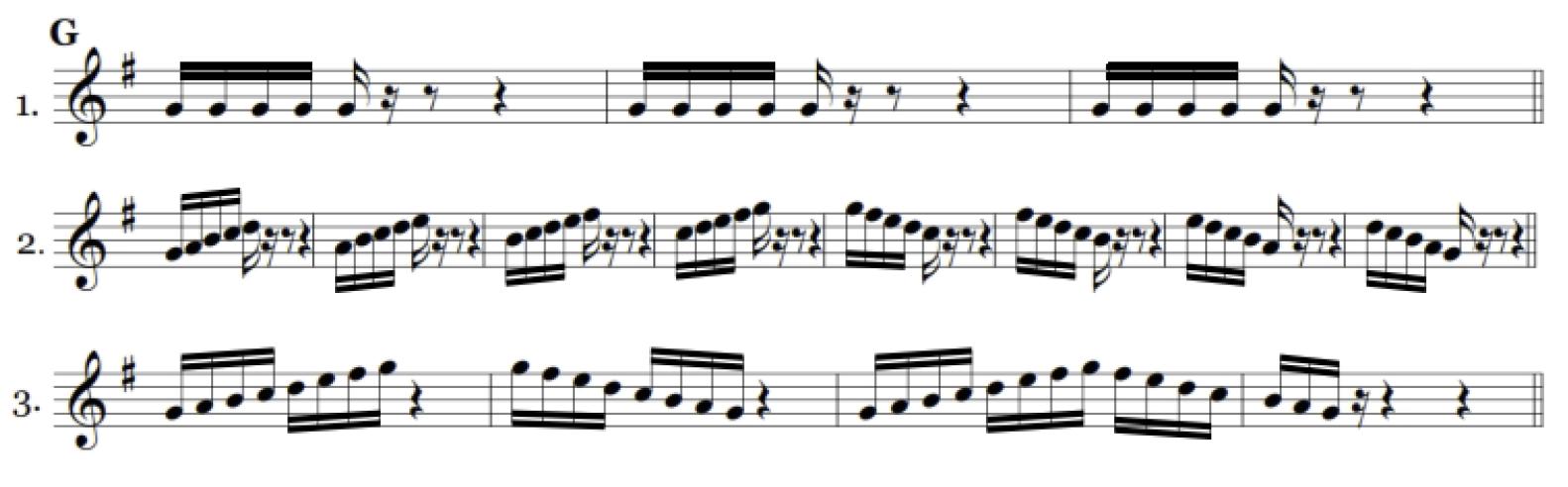 Clarinet Undertones 4